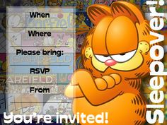 boys+garfield+invitation+pajama+party.jpg (1024×768)