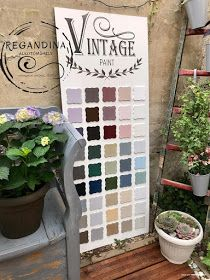 RegAndina Alkotóműhely: 32 tény a Vintage Paint krétafestékről Outdoor Structures, Painting, Vintage, Home Decor, Homemade Home Decor, Painting Art, Paintings, Paint, Draw