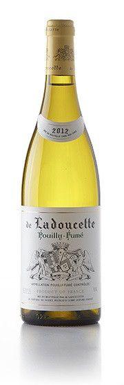 Pouilly-Fume AC 2018 - Baron Patrick de Ladoucette | flaschenpost.ch Moet Chandon, Sauvignon Blanc, Pinot Noir, Mendoza, Whisky, Baron, White Wine, Alcoholic Drinks, Glass