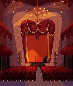 josie portillo - la vie en rose theatre