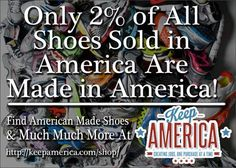 Don't let your job be outsourced. Support Made in USA at http://keepamerica.com/shop/