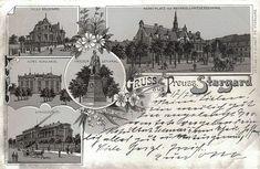 STAROGARD GDAŃSKI - POWIAT STAROGARDZKI NA STAREJ POCZTÓWCE - WIRTUALNA PODRÓŻ W CZASIE (ponad 300 pocztówek) Paris Skyline, Travel, History, Viajes, Traveling, Trips, Tourism