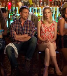 "Lemon's Mcginn Lucy Peplum Blouse Hart of Dixie Season 2, Episode 18: ""Why Don't We Get Drunk?"""