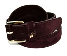 #Red and ravishing, this #Brioni #suede #leather #belt adds some interest to any outfit.  |   Get your own! http://www.frieschskys.com/shop-brioni  |  #frieschskys #men #mensfashion #fashion #mensstyle #style #moda #menswear #dapper #stylish #MadeInItaly #Italy #couture #highfashion #designer #shopping