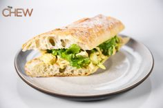 Michael Symon's Chicken Curry Sandwich