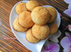 Kokosanki. Cornbread, Oreo, Muffin, Cookies, Breakfast, Cake, Ethnic Recipes, Food, Millet Bread