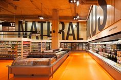 Loblaws food store by Landini Associates, Toronto store design
