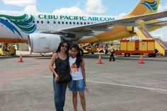 With Janna in iloilo city, philippines (feb. 2012)