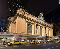 How Grand Central Terminal Lived to 100