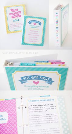Crystal Wilkerson's 2014 Life Planner - simple as that