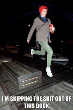Prancing Michael Cera Meme - Not Jumping, Not Leo, Just As Funny Michael Angarano, Michael Cera Meme, Micheal Cera, George Michael, Halloween Costume Meme, Meme Costume, Mikey, Nicholas Hoult, Scott Pilgrim