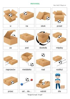 Preposition Activities, Preschool Learning Activities, Kids Learning, Frogs Preschool, Learn Polish, Finnish Language, English Teaching Materials, Polish Language, Kids English