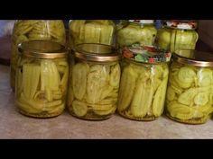 Polish Recipes, Pickles, Cucumber, Salads, Food And Drink, Keto, Jar, Vegetables, Cooking