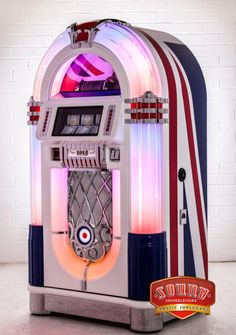 Jukebox, Radios, Rock And Roll, Villa Rosa, Olympic Village, Going For Gold, Record Players, Union Jack, Elizabeth Ii