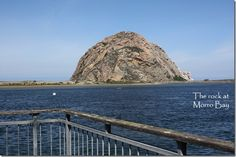 Have you ever been to Morro Bay? It's a lovely little, sleepy seaside town about 2 1/2 hours north of Los Angeles. And that, the great, gigantic rock, sits out from the shore about 3/4 of a mile or so. It's certainly the focal point of this town. It's been several weeks ago now – […]
