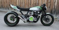 Custom 1978 Kawasaki Z1000 - R5