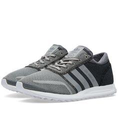 Adidas Los Angeles (Solid Grey & Metallic Silver)