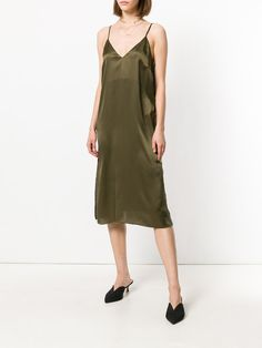 Shop Anine Bing Gemma Slip Dress for $277. Fast Global Delivery, New Arrivals And Mobile Friendly Site