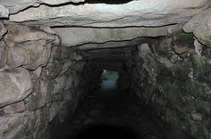 CARN EUNY | Cornwall: Fogou tunnel - megalithic engineering dating back 2,500 years - it's purpose isn't known ✫ღ⊰n