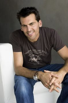 Oded Fehr - I'm a sucker for a great set of eyebrows. Does that make me odd?