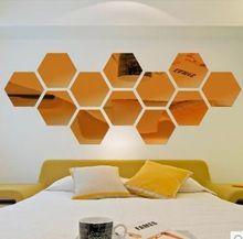 ikea hexagon mirror - Google Search