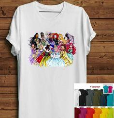 Women's Disney Princess Shirt. Women's Disney Vogue Princess Shirt. Available for men & ladies. upto 12 colors. XS-2XL. #etsy #disney #disneyprincess #tshirt #streetstyle #tumblrshirt #tumblrtee #etsyshop #etsylove #etsyfinds #girlpower #girl #girlweekend #familyvacation