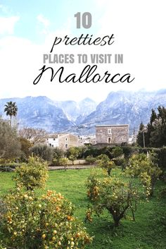 10 places to visit in mallorca