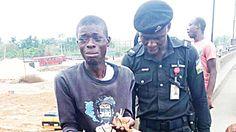 Eddy Blog Reloaded: Oshodi bag snatcher arrested with aid of CCTV