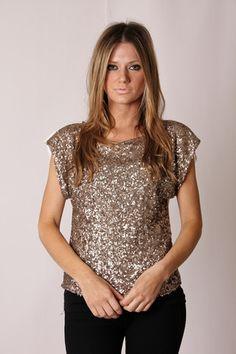 Everyone needs a sparkly shirt