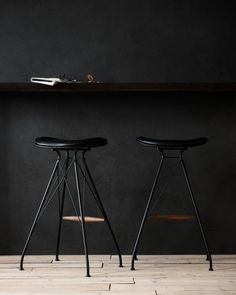 Danish furniture makers Overgaard & Dyrman launches bar stool inspired by traditional saddle making. A new bar stool that combines traditional saddle making with contemporary design has been ad…