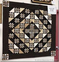 designed by Lisa Bongean - primitive gatherings quilt shop
