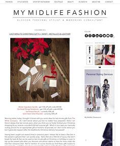 Last minute Christmas gift ideas + a unique discount code