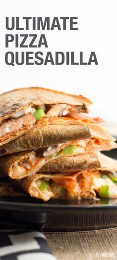 Click here for the ultimate pizza quesadilla recipe.