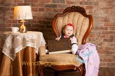 Once Upon A Time – Fairytale Baby Session – Wendi Riggens Photography | Wendi Riggens Photography Blog - Burlington Iowa