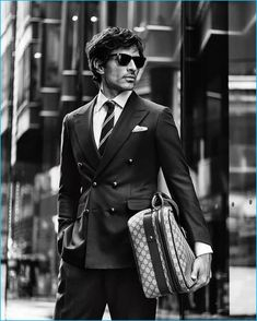 Charl Marais photographs Andres Velencoso for the pages of The Peak magazine.