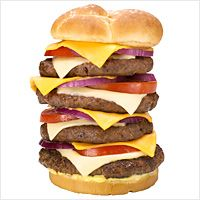 For some waistline-busting menu items around the country, names that play up their unhealthiness -- like the bypass burgers at the Heart Attack Grill -- make them more appealing to eaters.