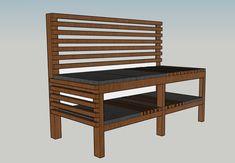 Hvordan lage utekjøkken med vask og vannkran - Byggmakker Outdoor Chairs, Outdoor Furniture, Outdoor Decor, Home Decor, Terrace, Decoration Home, Room Decor, Garden Chairs, Interior Design