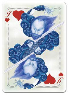 Uusi Jack of Hearts  by uusi stuido, via Flickr