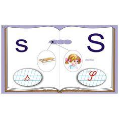 Alfabetul-planse pentru recunoasterea sunetelor si invatarea literelor Classroom Decor, Snoopy, Teaching, Children, Character, Young Children, Boys, Child, Kids