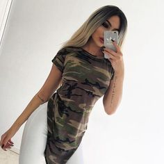 Best Cute Outfits For School Part 5 Camo Outfits, Casual Outfits, Fashion Outfits, Fresh Outfits, Fashion Hair, Fashion Beauty, Streetwear Mode, Streetwear Fashion, Streetwear Clothing
