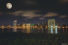 Full moon night by Antonio Lei on 500px
