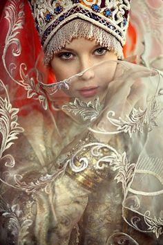 Russian Beauties Embody 20