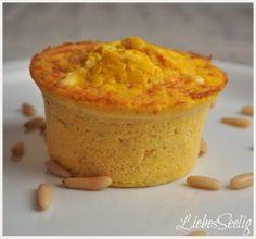 Pumpkin-Flan without gluten and lactose --- Kürbisflan ohne Gluten und Lactose und so lecker