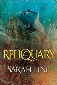 Reliquary (Reliquary, #1) Mattie Carver's engagement party should have marked the start of her own personal fairy tale. But when her fiancé, Ben, is violently abducted the next morning, her desperate quest to find him rips her away from small-town life and reveals a shattering truth: magic is real