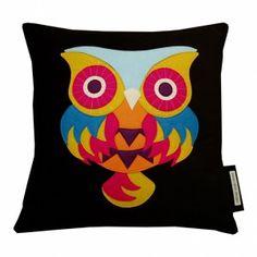 Handmade Home Accessories Owl Cushion, Retro Ideas, Handmade Home, Home Accessories, Christmas Gifts, Cushions, Sewing, Gift Ideas, Image