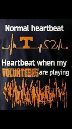 Tennessee Vols football Tn Vols Football, Lady Vols Basketball, Tennessee Volunteers Football, Tennessee Football, College Football Teams, University Of Tennessee, Football Season, Basketball Court, Football Stuff