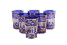 S/6 Lalla Moroccan Glasses on OneKingsLane.com Brother-and-sister team Salvo Stoch and Juditha Sakinofsky worked in parallel fields for 20 years before finally coming together to launch Found Object. Their shared love of beautifully designed products, combined with a wanderlust that has them traveling the world, has brought together several collections of exquisite pieces full of history and soul.