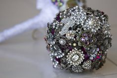This is kinda out of the box but I really like it Broche Bouquet!