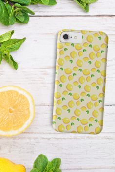 ☀️ Summertime mood ☀️with another lemon case! Feels like sunshine ☀️Share with a friend that would like this case. Available for iPhone or Samsung. Phone Covers, Summertime, Sunshine, Feels, Lemon, Tropical, Samsung, Plant, Mood