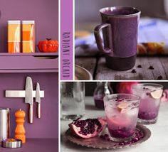haken's place: Weekend Wishes...And some Radiant Orchid color inspiration...